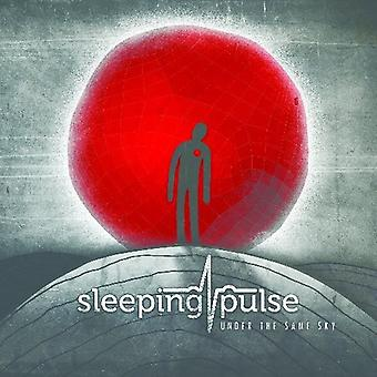 Sleeping Pulse - Under the Same Sky [CD] USA import