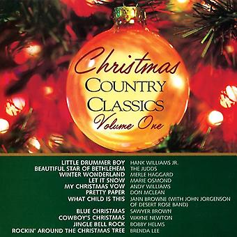Christmas Country Classics - Christmas Country Classics: Vol. 1-Christmas Country Class [CD] USA import