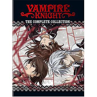 Vampire Knight: The Complete Collection [DVD] USA import