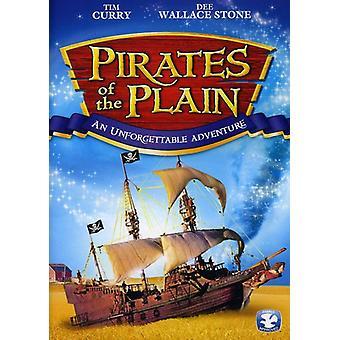 Importer des pirates des USA plaine [DVD]