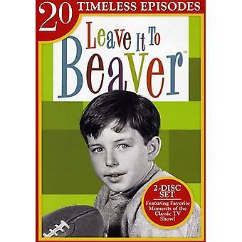 Laat het aan de Beaver: 20 tijdloze Eps [DVD] USA import