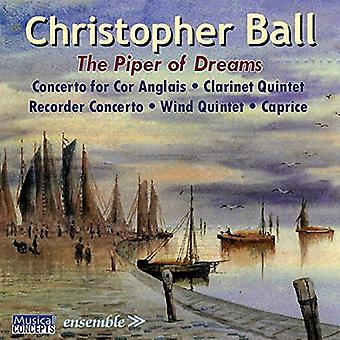 Ball / Arden-Taylor / Craven - Piper of Dreams (Music for Winds) [CD] USA import