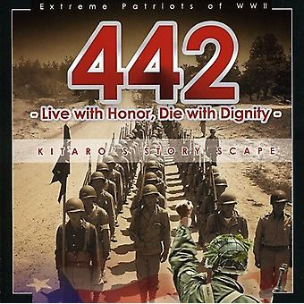 Kitaro - 442: Extreme Patriots of World War II [CD] USA import