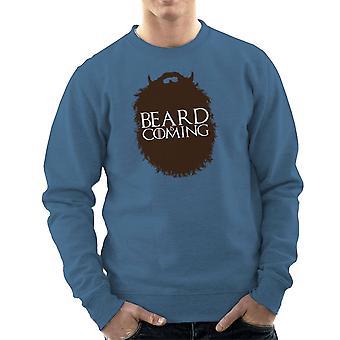 Beard broda kolekcja nadchodzi gry z Thrones Stark męska Bluza