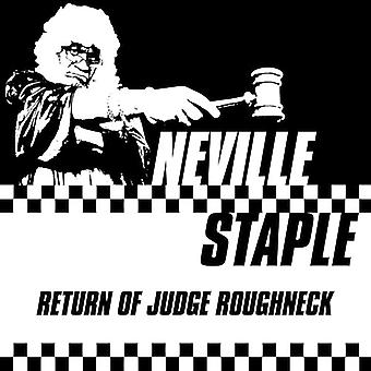 Neville Staple - Return of Judge Roughneck [CD] USA import
