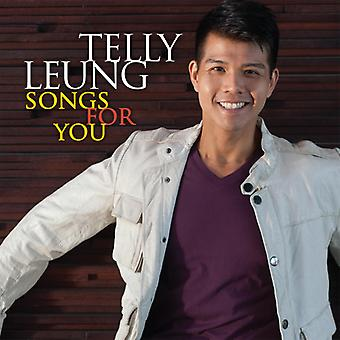 Telly Leung - Songs for You [CD] USA import