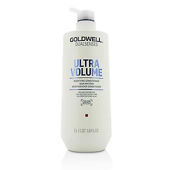 Goldwell Dual Senses Ultra Volume Bodifying Conditioner (volume For Fine Hair) - 1000ml/33.8oz