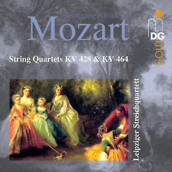 W.a. Mozart - Mozart: String Quartets Kv 428 & Kv 464 [CD] USA import