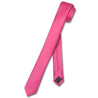 ベスビオ ナポリ細いネクタイ余分な細い薄い 1.5」ネクタイ