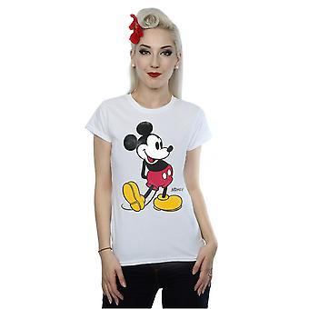 Disney Women's Mickey Mouse Classic Kick T-Shirt