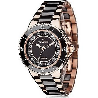 Yves Camani ladies watch ceramic Sienne YC1051-C