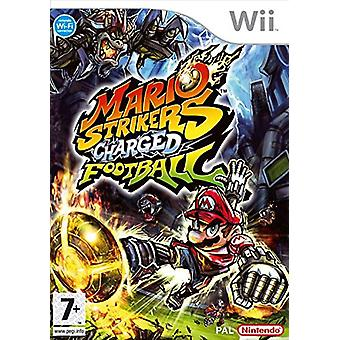 Nintendo Selects Mario Strikers Charged Football (Nintendo Wii) - Nouveau