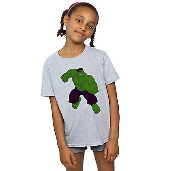 Filles de Marvel Hulk Pose T-Shirt