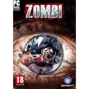 Zombi PC DVD Game