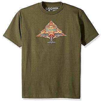LRG Kanpur Icon T-shirt Military Green
