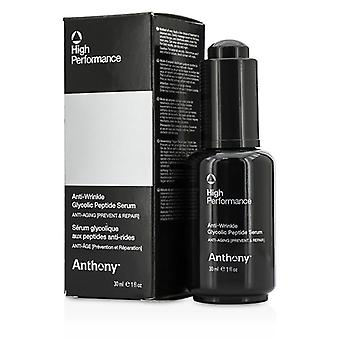Anthony Logistics For Men Anti-wrinkle Glycolic Peptide Serum - 30ml/1oz