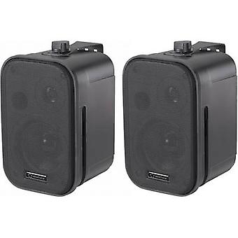 Renkforce Control 150 Passive monitor speaker 9.3 cm 3.75 inch 20 W 1 Pair