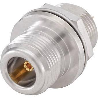 Rosenberger 53K501-200N5 147907 N kontakt Kontakt, vertikal vertikal 50 Ω 1 stk.-kontakt(er)