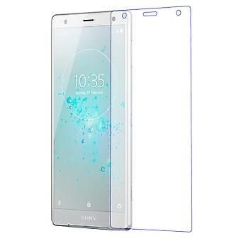 Sony Xperia XZ2 display beschermer 9 H gelaagd glas tank bescherming glas gehard glas