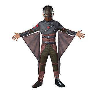 Royalty kostyme Monster høy kostyme for barn originale