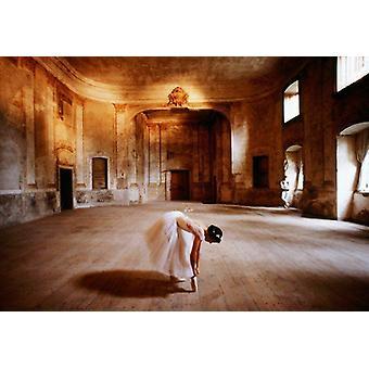 Ballerina juliste harjoitukset