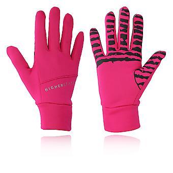 Hoger staat Womens Running handschoenen