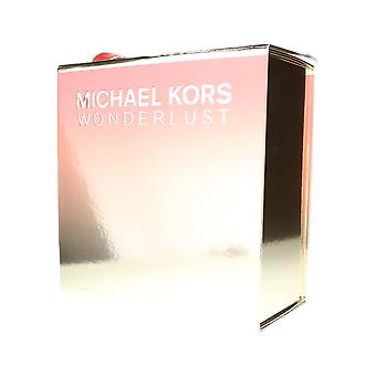 Reloj Michael Kors preguntan Lust plegable caja vacía