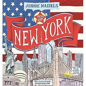 Popup New York by Jennie Maizels