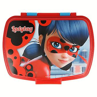 Miracolous Lady Bug Box Vesper Box