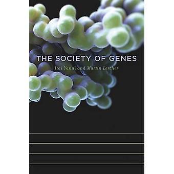 Die Gesellschaft der Gene von Itai Yanai - Martin Lercher - 9780674425026 B