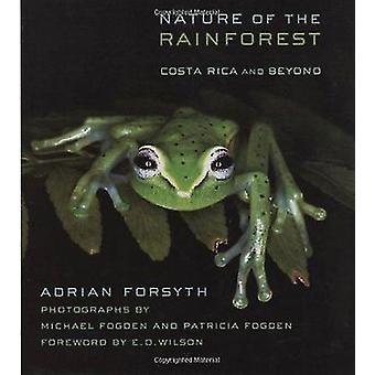 Naturen av regnskog - Costa Rica og utover av Adrian Forsyth - P