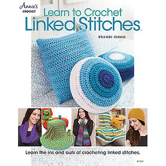 Learn to Crochet Linked Stitches - Learn the Ins and Outs of Crochetin