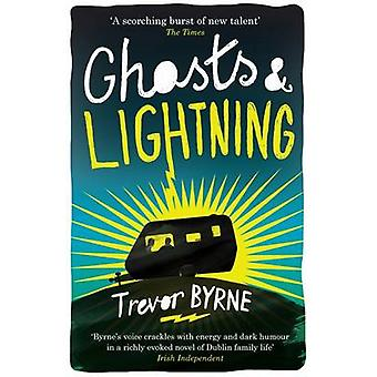 Ghosts and Lightning (Main) by Trevor Byrne - 9781847673305 Book