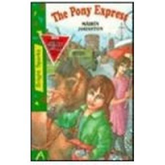 Pony Express av Christers Johnston - 9781855940871 bok