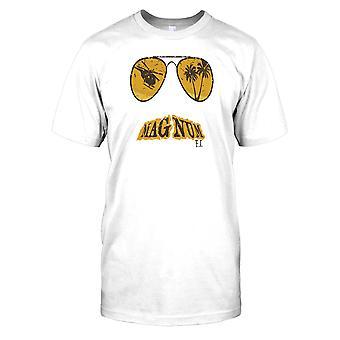 Magnum P.I. zonnebril - Classic 80s TV Mens T Shirt