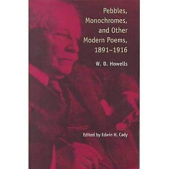 Kiesel, monochrome und andere moderne Gedichte, 1891-1916