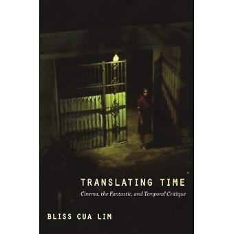 Vertalen tijd: Cinema, de fantastische en temporele kritiek