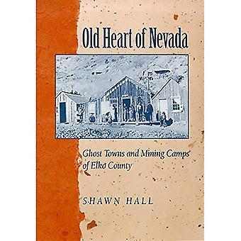 Oude stadshart van Nevada: spooksteden en mijnbouw kampen van Elko County