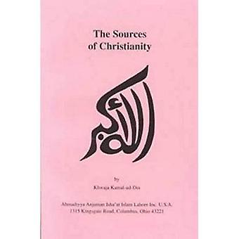 Les Sources du christianisme