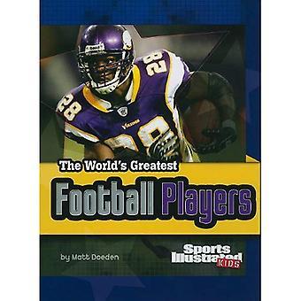 Världens största fotbollsspelare (världens största sport stjärnor) (sport illustrera...
