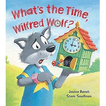 Heure du conte: Quel est le temps, Wilfred Wolf?