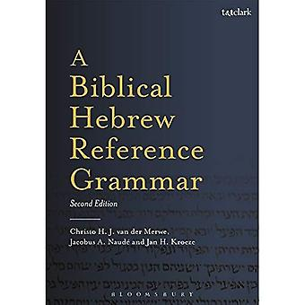 En bibelsk hebraisk Reference grammatik: Anden udgave