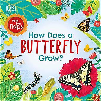 Wie funktioniert ein Schmetterling wachsen? [Pappband]