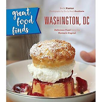 Heerlijk eten vindt Washington, DC: Heerlijk eten uit de Nation's Capital