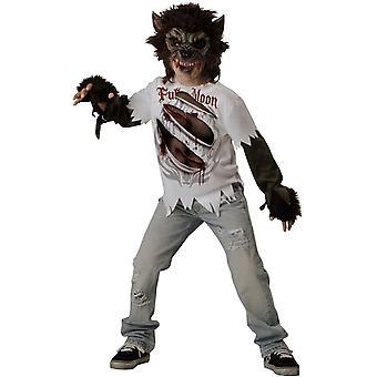Costume enfant loup-garou