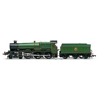 Hornby R3167 BR 4-6-0 locomotora a vapor 4000 estrellas Abadía de Glastonbury
