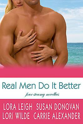 Real Men Do It Better by Donovan & Susan