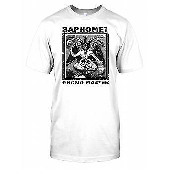 Baphomet Grand Master - sammensværgelse børn T Shirt