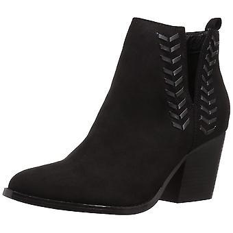 Carlos by Carlos Santana Womens Whitley Fabric Closed Toe Ankle Fashion Boots