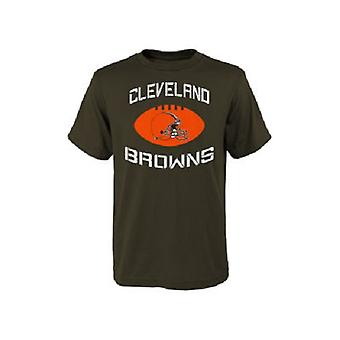 Cleveland Browns NFL Youth Endless Logo Tee